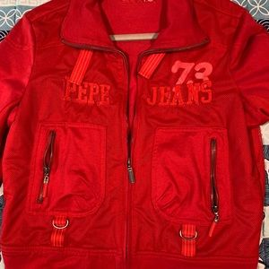 Pepe denim women's vintage jacket